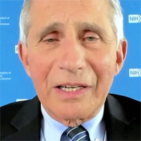 Dr. Fauci Headlines COVID-19-focused Opening Session at CHEST 2020