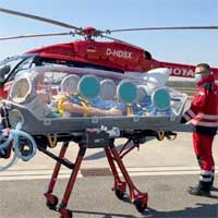 Pre-hospital Care & Interfacility Transport of 385 COVID-19 Emergency Patients